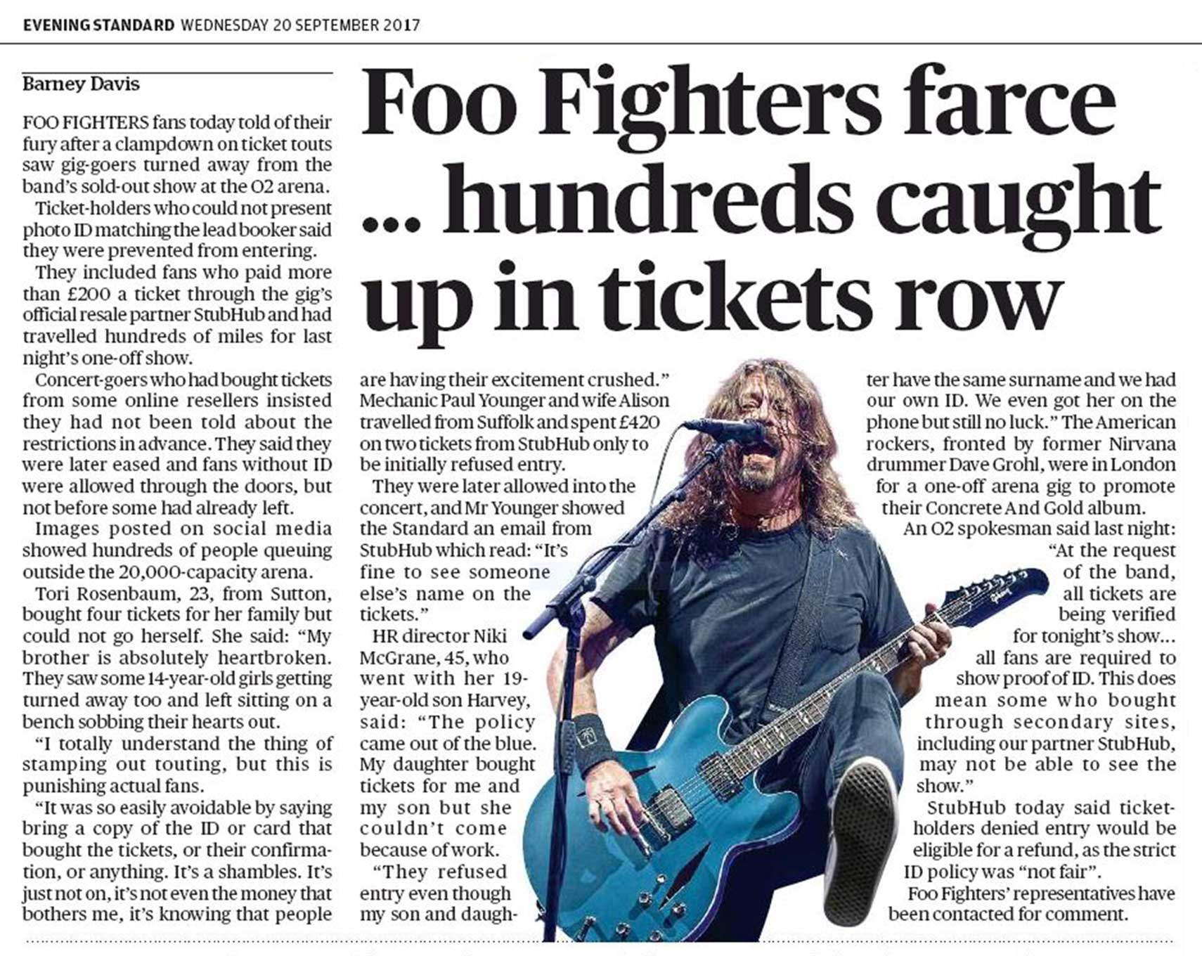 Foo-Fighters-Evening-Standard
